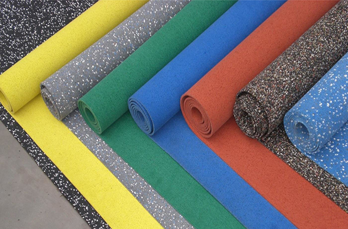 Sports floor covering: Advantages and Features