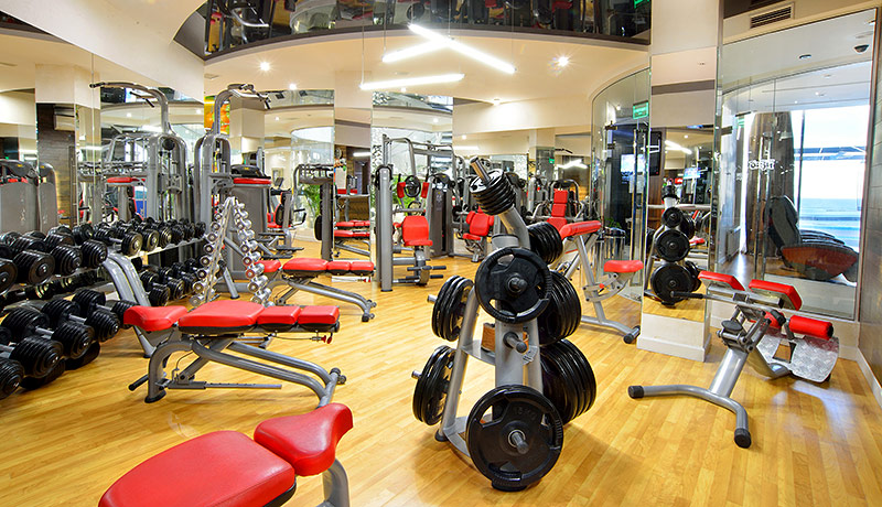 3D planning of your gym